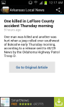 Arkansas Local News screenshot 2/3