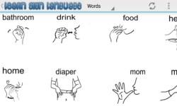 Sign language for beginners screenshot 2/3