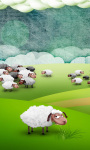 Funny Sheeps Live Wallpaper screenshot 1/3