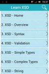Learn XSD screenshot 1/3
