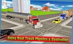Transporter Truck Simulator 3D screenshot 1/4