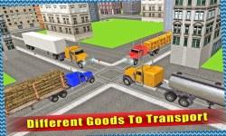 Transporter Truck Simulator 3D screenshot 2/4