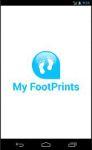 My-FootPrints screenshot 1/6