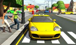Texi car Driver parking 3d screenshot 1/4