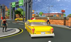 Texi car Driver parking 3d screenshot 2/4