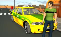 Texi car Driver parking 3d screenshot 3/4