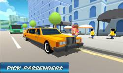 City Limo Driver Simulator 3D screenshot 4/4