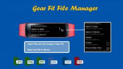 Gear Fit File Manager final screenshot 1/5
