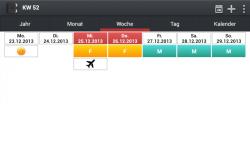 Urlaubsplan secure screenshot 4/6