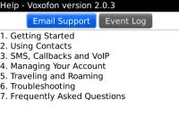Voxofon International Calling and Texting screenshot 4/4