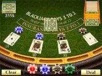 Blackjack Classic screenshot 1/1