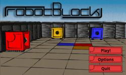 RobotBlock screenshot 1/1