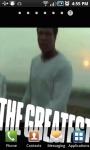 Muhammad Ali Live Wallpaper screenshot 1/3