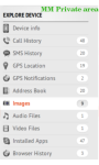 Mobile Monitor  App screenshot 2/5