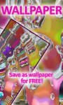 Rainbow Drops Live Wallpaper Free screenshot 3/4