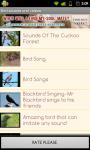 Bird sounds and videos screenshot 4/5