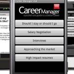Career Manager USA screenshot 1/3