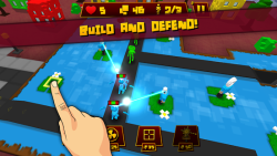 Block Defender: Tower Defense screenshot 1/2