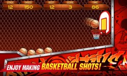 BasketBall 2014 screenshot 2/2