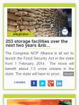 NCP Mobile App screenshot 3/5