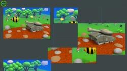 Cartoon Vehicle Puzzle screenshot 2/3