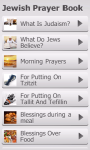 Jewish Prayer Book screenshot 4/5