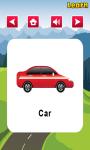 Kids Learning Vehicles screenshot 3/3