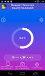 RAM Booster Free screenshot 1/4