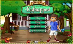 Free Hidden Object Games - Kidnapped screenshot 1/4