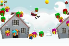 Jumpy Santa screenshot 1/4