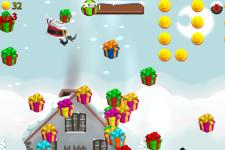 Jumpy Santa screenshot 2/4
