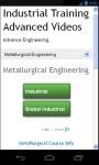 Metallurgical Engineering Videos screenshot 3/6