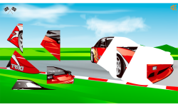 Puzzle cool cars screenshot 2/4