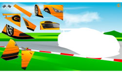 Puzzle cool cars screenshot 3/4
