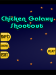 Chicken Galaxy Shootout screenshot 1/2