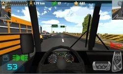 Freeway Racer Bus Driving screenshot 4/4