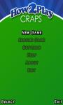 How to play Craps screenshot 1/1
