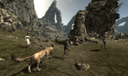 Dire Wolf Simulation 3D screenshot 1/6