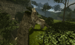 Dire Wolf Simulation 3D screenshot 3/6