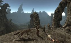 Dire Wolf Simulation 3D screenshot 4/6