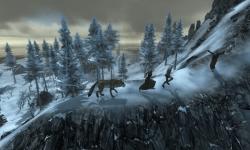 Dire Wolf Simulation 3D screenshot 5/6