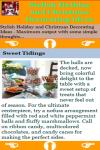 Stylish Holiday and Christmas Decorating Ideas screenshot 3/3