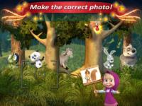 Masha and the Bear Kids Games screenshot 1/3
