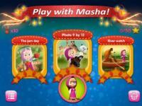 Masha and the Bear Kids Games screenshot 3/3