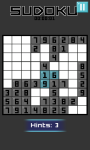 Sudoku Reloaded screenshot 5/6