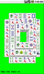 Super Mahjong Solitaire Free screenshot 2/3
