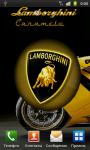 Lamborghini 3D Logo Live Wallpaper screenshot 5/6
