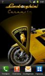 Lamborghini 3D Logo Live Wallpaper screenshot 6/6