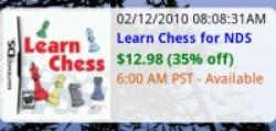 Lightning Deal Widget screenshot 1/1