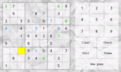 Sudoku 4U screenshot 3/4